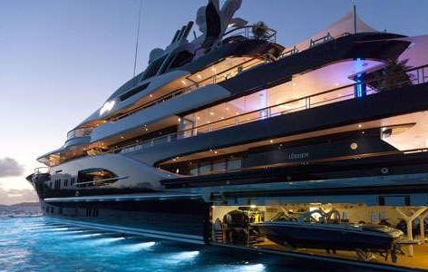 Lighting yacht intelligence